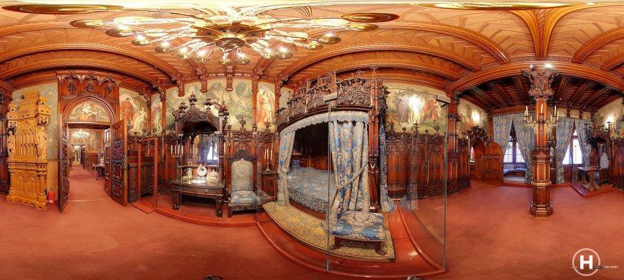 360° Panorama | Neuschwanstein | culture | 3D-TOP-Event